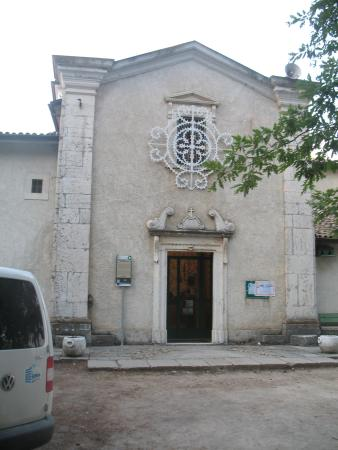 Civitella Alfedena, Италия: la chiesa