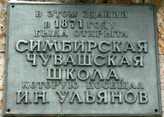 Simbirsk Chuvash School Museum
