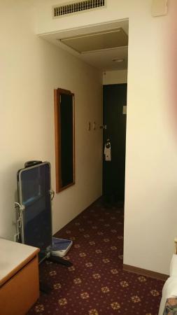 Hotel Paco Jr Kitami : 懐かしのズボンプレッサー
