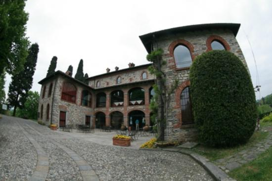 Il Castello Bild Von Hotel Castello Di Casiglio Erba