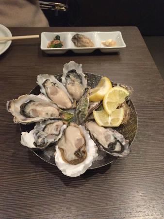 Oyster Table Ginza Corridor