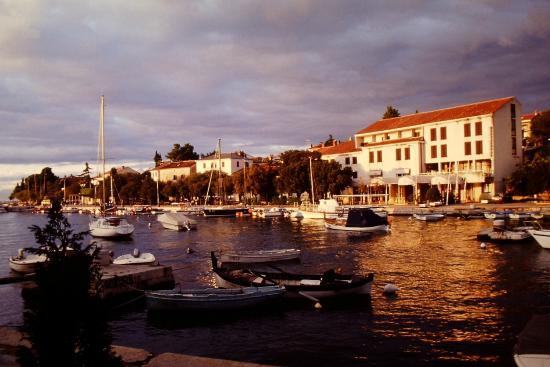 Hafen von Malinska