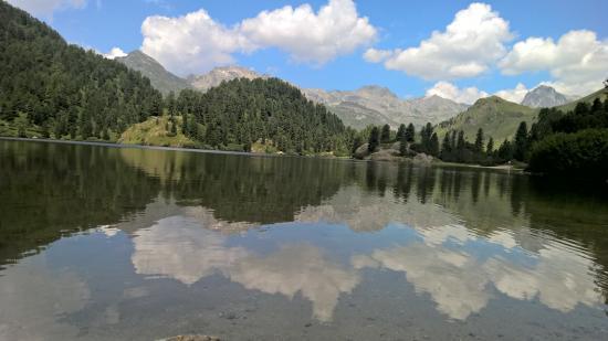 Lago del Cavloc