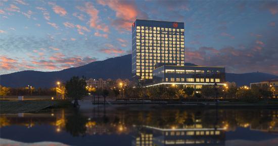 Sheraton Qingdao Licang Hotel