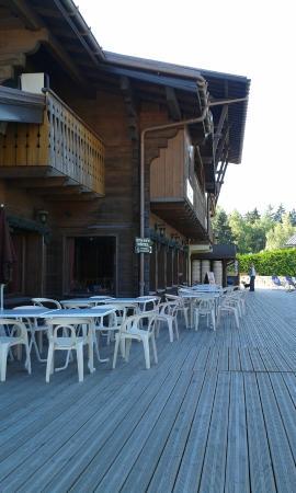 Hotel Arbois-Bettex : facciata esterna