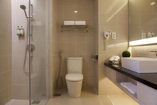Vistana Kuantan City Centre: Bathroom