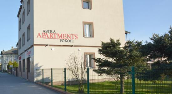 Astra Apartments - Guest Rooms