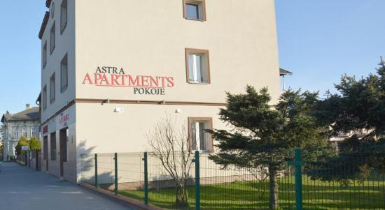 Astra Apartments - Pokoje