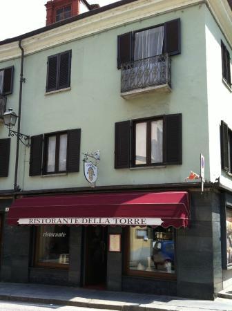Restaurant ext rieur picture of ristorante della torre for Restaurant exterieur