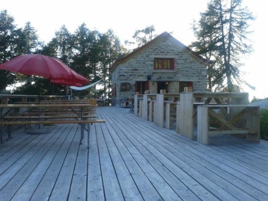 Cabane illhorn chandolin suisse voir les tarifs et avis lodge refuge tripadvisor - Cabane jardin valais besancon ...