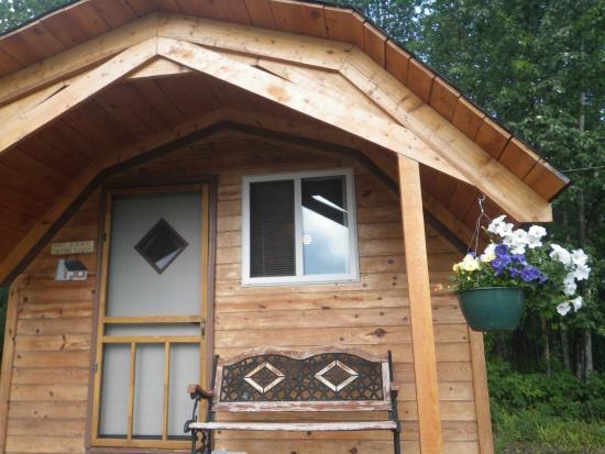 McCarthy, AK: Large cabin