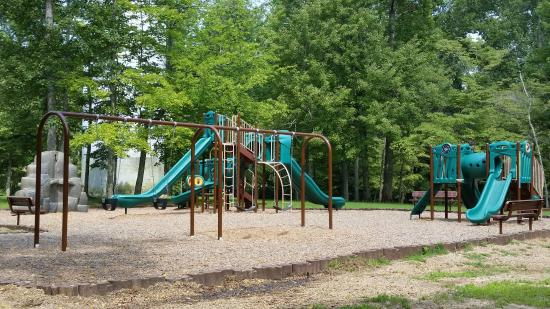 Playground Picture of Norris Dam State Park Rocky Top TripAdvisor