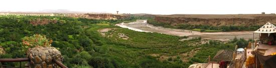 El Kelaa M'gouna, Morocco: Kasbah Itran