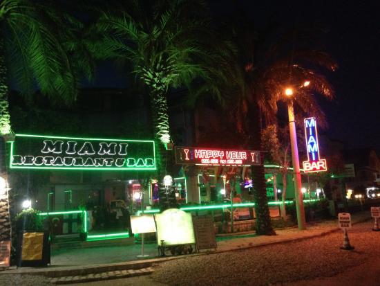 Miami Restaurant & Bar: 2015
