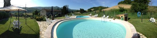 Chianni, Italy: panoramica