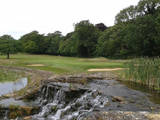 Manor House Golf Club: Watery Green