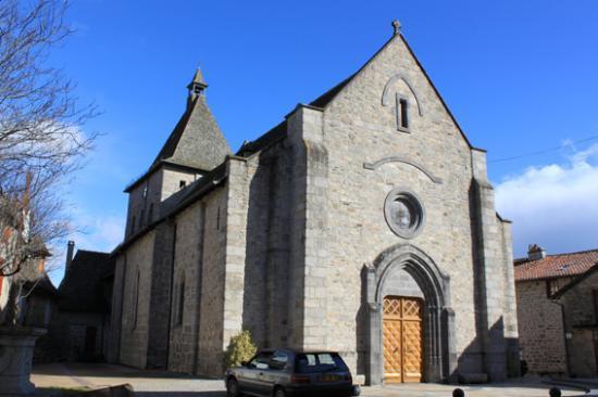 Marcoles, Frankrike: Eglise t Martin