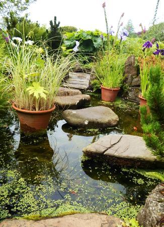Broughton House & Garden: Gardens at Broughton House