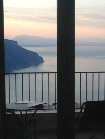 Villa Amore: View from our bedroom