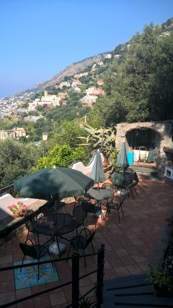 Area Relax Foto Di Le Terrazze Del Duca Furore Tripadvisor