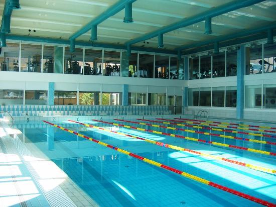 Piscina interna foto di country sport avellino - Ipoclorito di calcio per piscine ...
