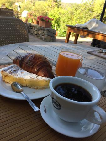 Jaddhu Hotel Resort: breakfast at the main restaurant, at the resort