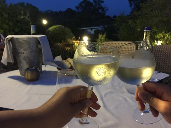 Jaddhu Hotel Resort: Dinner at the resort