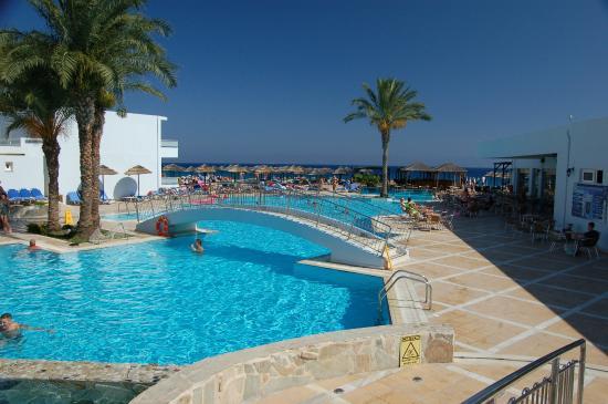 Avra Beach Resort Hotel Bungalows Rhodes