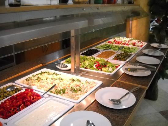 Yavor Palace: Zelenina