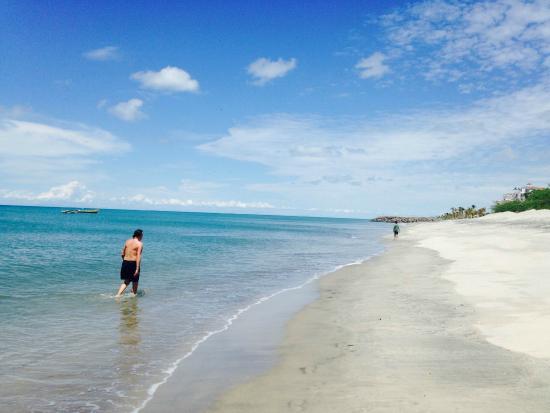 Rio Hato, Panama: Playa Blanca