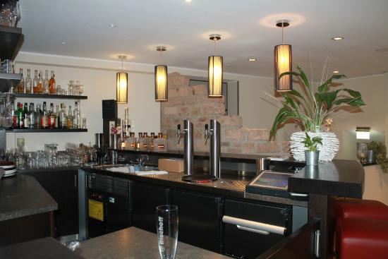 Hotel Palatina: Bar