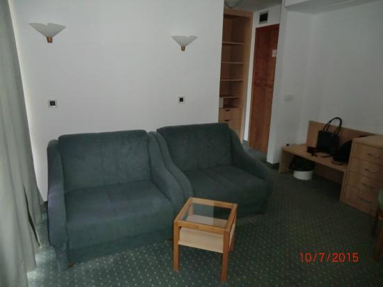 Hostin Hotel: Suite #1