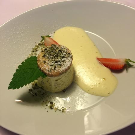 Hotel Kristall: Nachtisch