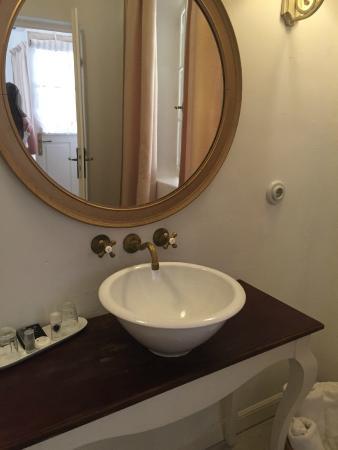 Hacienda la Morena : Bathroom