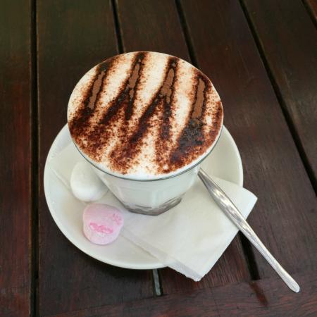 D And L Woodshop Margaret River Margaret River Chocolate Company: of course must have a cup of hot ...