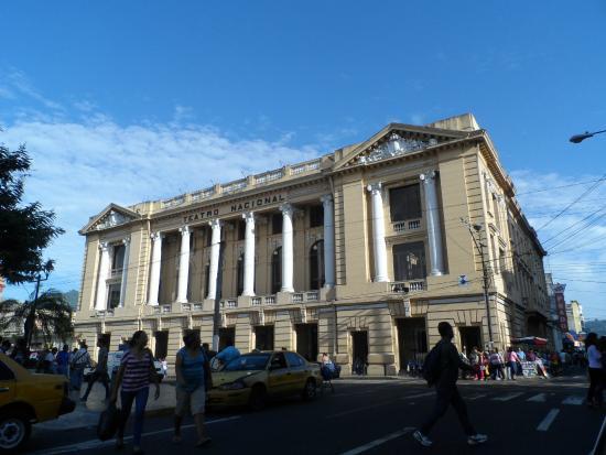 National Theater San Salvador: Teatro Nacional San Salvador, El Salvador