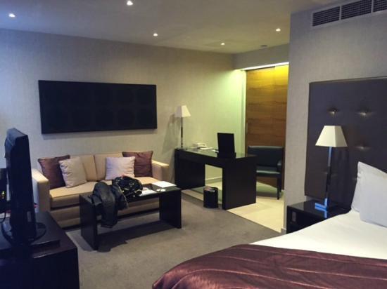 Espace Bureau Et Divan Picture Of K West Hotel Spa London