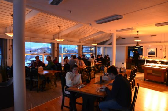 Saltstraumen Hotel Restaurant