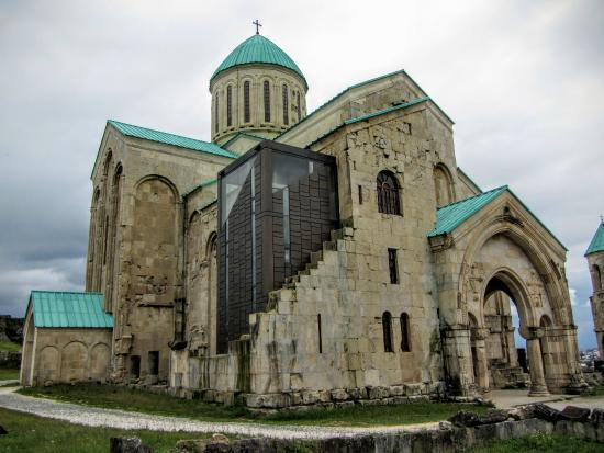 巴格拉特大教堂及格拉特修道院