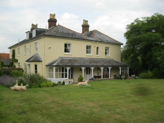 East Stratton Farm House Bed & Breakfast