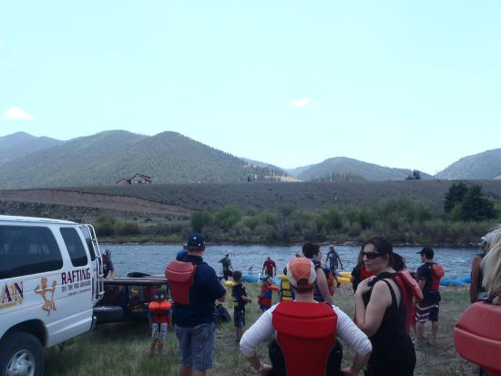 South Fork, CO: rafting 8