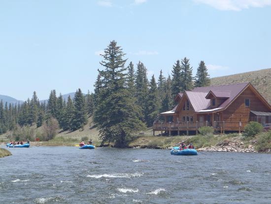 South Fork, Kolorado: rafting 3