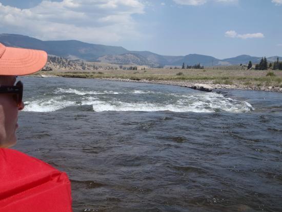 South Fork, Kolorado: rafting 10