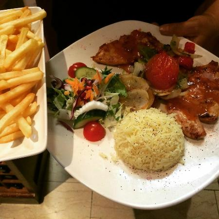 Saray: Chefs special chicken