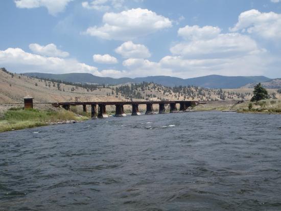 South Fork, Kolorado: rafting 9
