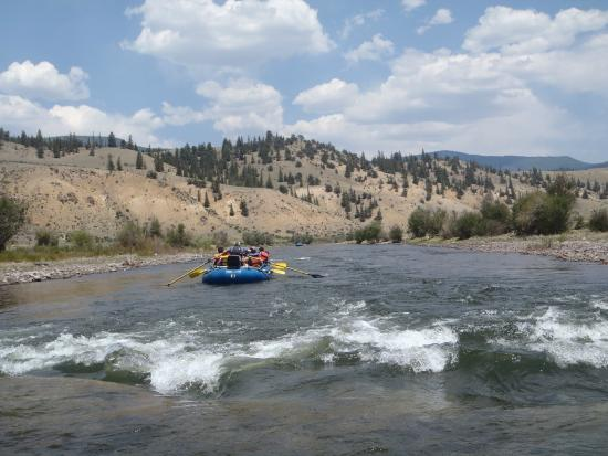 South Fork, CO: rafting 12