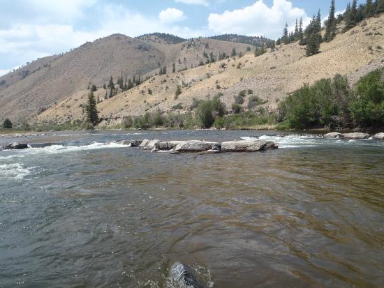South Fork, CO: rafting 5