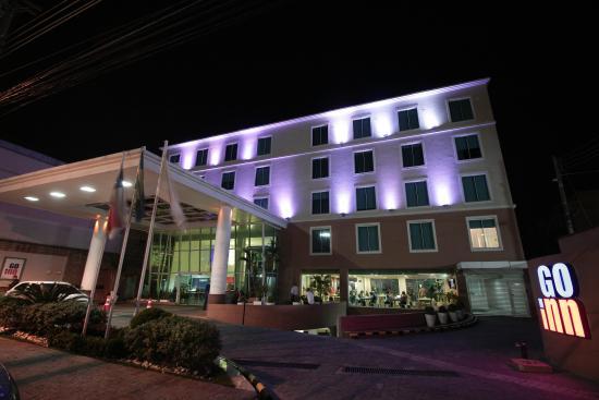 Go Inn Manaus: Fachada Hotel