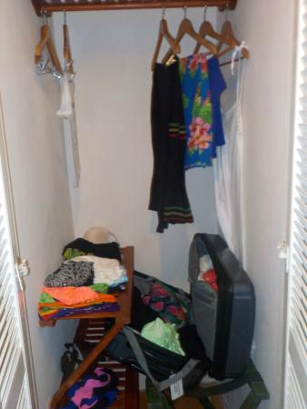 VIK Hotel Arena Blanca: One Of Two Closets For Clothes