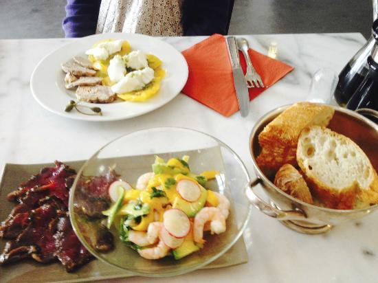 Salades Pour L Ete Picture Of La Salle A Manger Des Chartrons